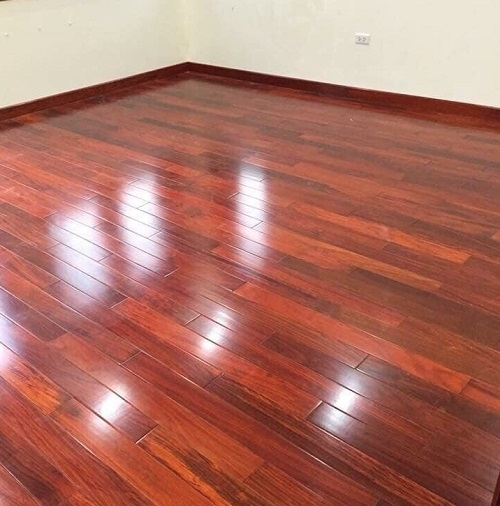Sàn gỗ giáng hương 15 x 90  x 900 mm