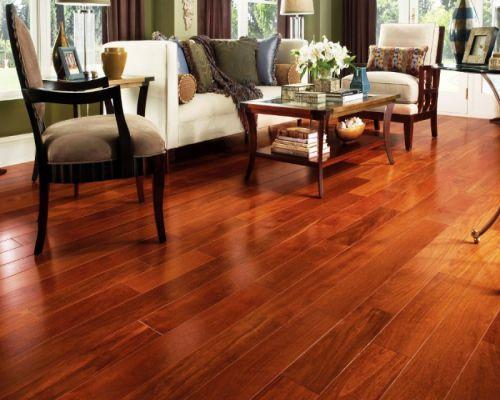 Sàn gỗ tự nhiên tại Hà Nội
