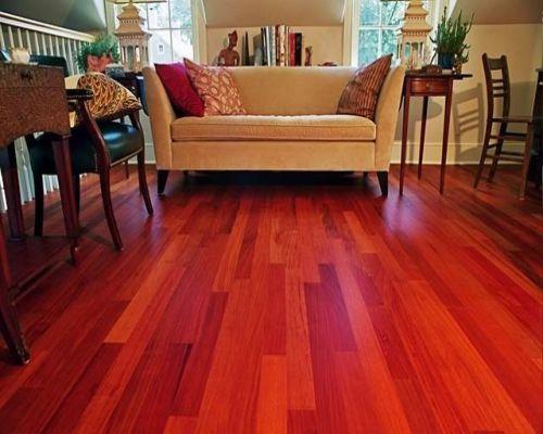 Quy cách thông dụng sàn gỗ thiên nhiên chiu liu
