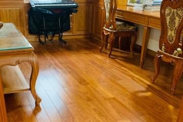 Sàn gỗ Căm Xe giá rẻ nhất tại Hà Nội