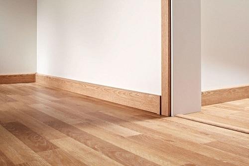 Phụ kiện phào chân tường sàn gỗ