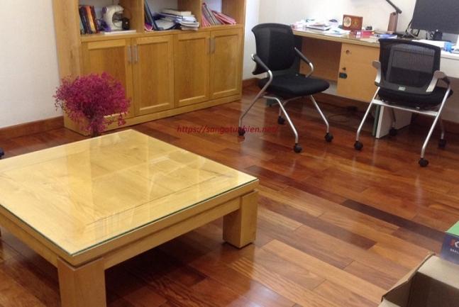 Sàn gỗ Lim giá rẻ nhất hà nội