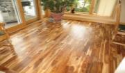 Ván sàn gỗ tự nhiên cao cấp giá rẻ kém chất lượng
