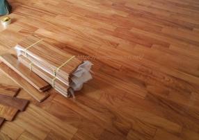 Sàn gỗ Gõ Đỏ FJL