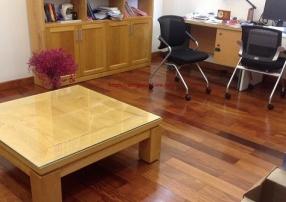 Sàn gỗ Lim Lào 15 * 90 * 450mm