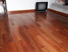 Sàn gỗ Lim Lào 15 * 90 * 600mm