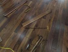 Sàn gỗ Óc Chó 18 * 120 * 1050mm