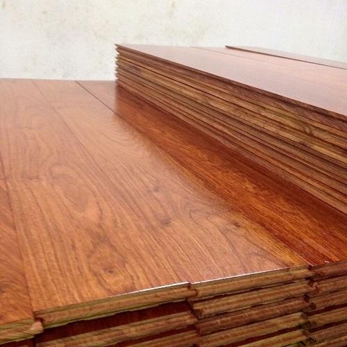Sàn gỗ Giáng Hương  18 x 120 x 450 mm