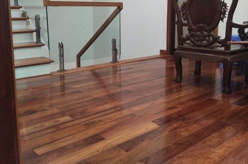Sàn gỗ giáng hương 15 x 95 x 600 mm